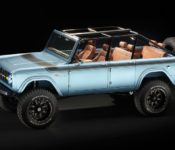Ford Bronco Schedule True Us Precio Valor Ver