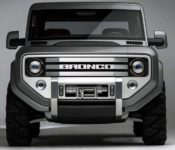 Ford Bronco Your Own 2017 18 4dr