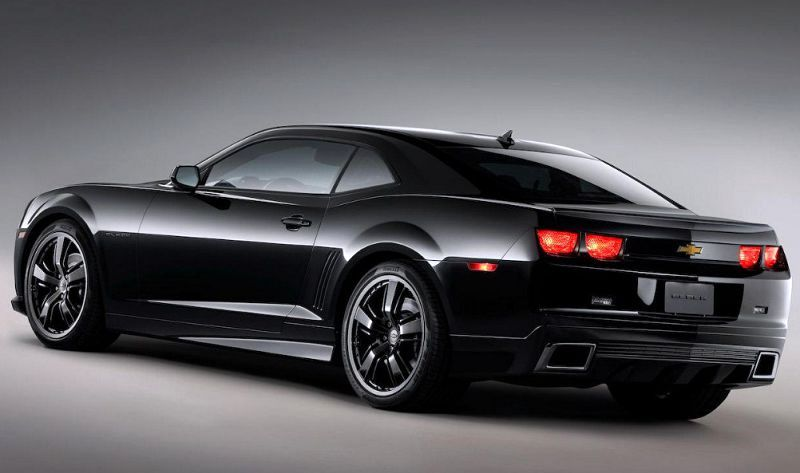 2020 Camaro Z28 Side Skirts Stance Special Edition