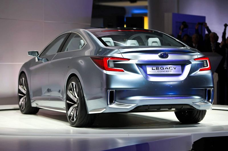 2020 Subaru Legacy Hatchback Hatch Hitch Head Gasket Hybrid