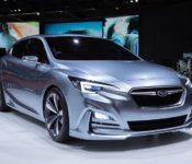 2020 Subaru Legacy Tuning Sti Station Stance Saloon Slammed