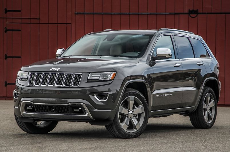 2019 Jeep Grand Cherokee 2018 Redesign New Trackhawk