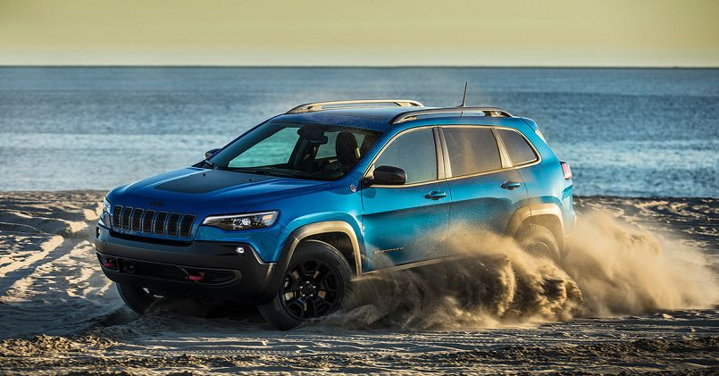 2019 Jeep Grand Cherokee Concept Specs Wrangler When