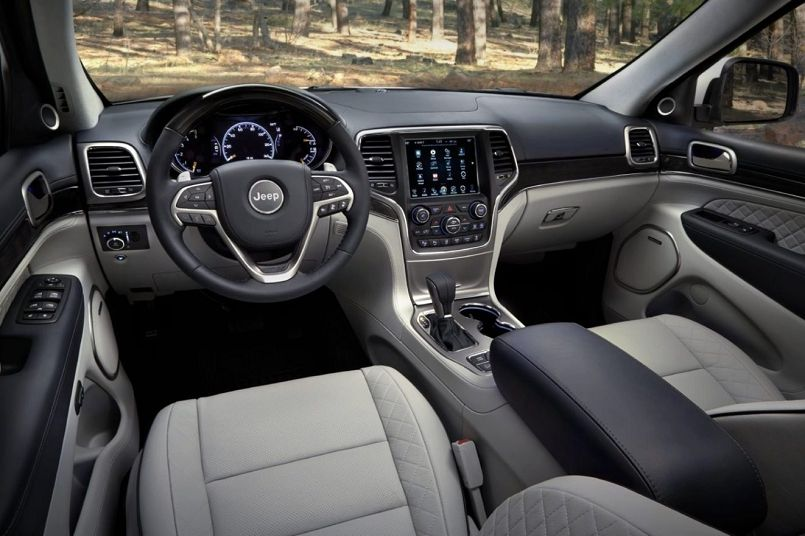2019 Jeep Grand Cherokee Or Specifications Generations Body