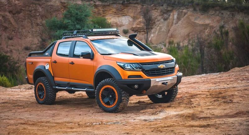 2020 Chevrolet Colorado Turbo Models 4wd Pick Up Buy Powered