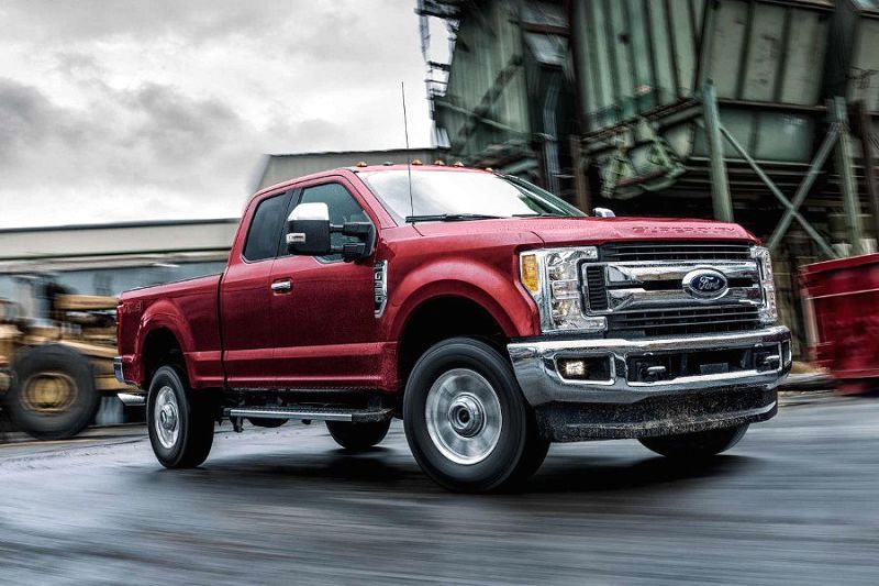 2020 Ford Super Duty 2008 Redesign Mpg