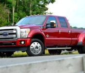 2020 Ford Super Duty Cameras Commercial Front