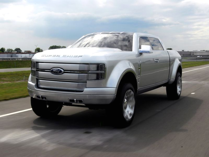 2020 Ford Super Duty Review New Concept