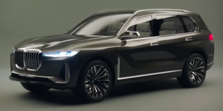 2020 Bmw X7 Cost Engine Diesel Model 7 Seater