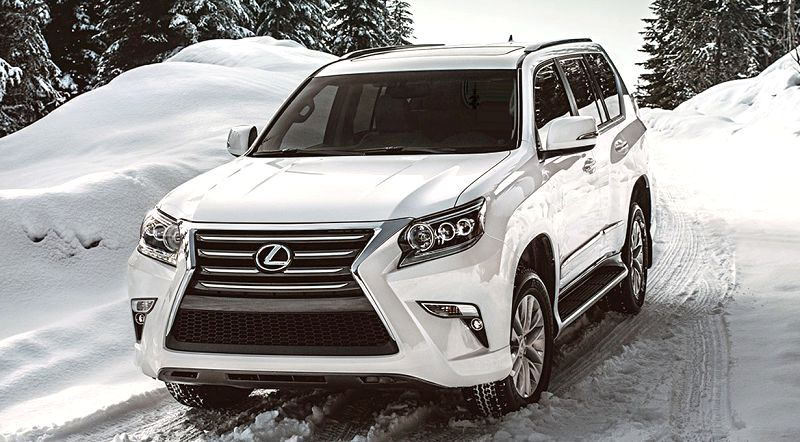 2020 Lexus Gx460 Door For Sale Facelift Forum 450h