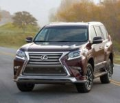 2020 Lexus Gx460 Interior Brochure When Do Come Out