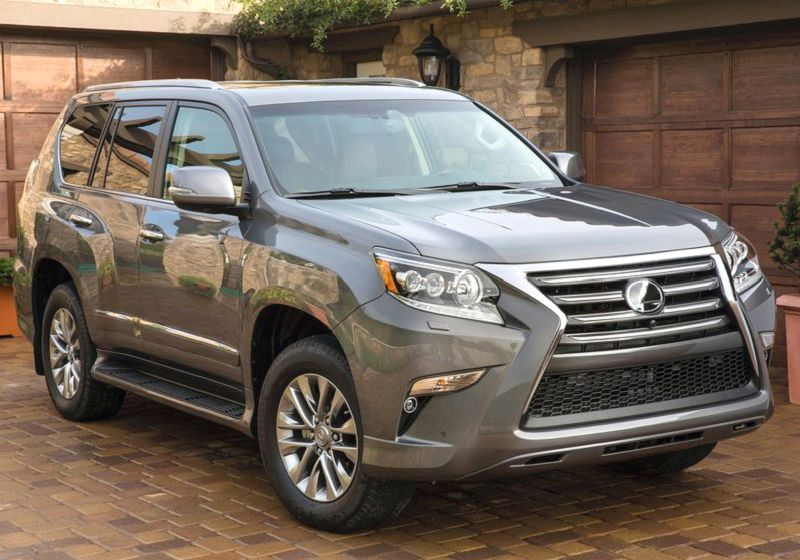 2020 Lexus Gx460 Redesign Spy Photos Gx470 Release