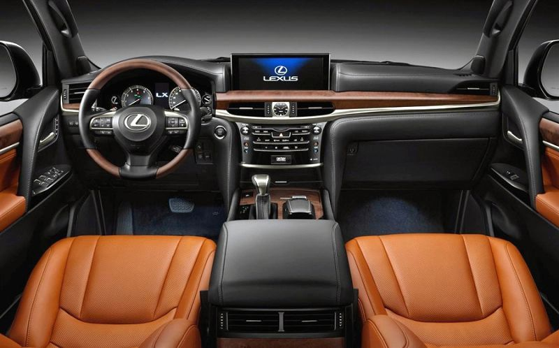 2020 Lexus Gx460 Sport New 2019 Luxury Review Price