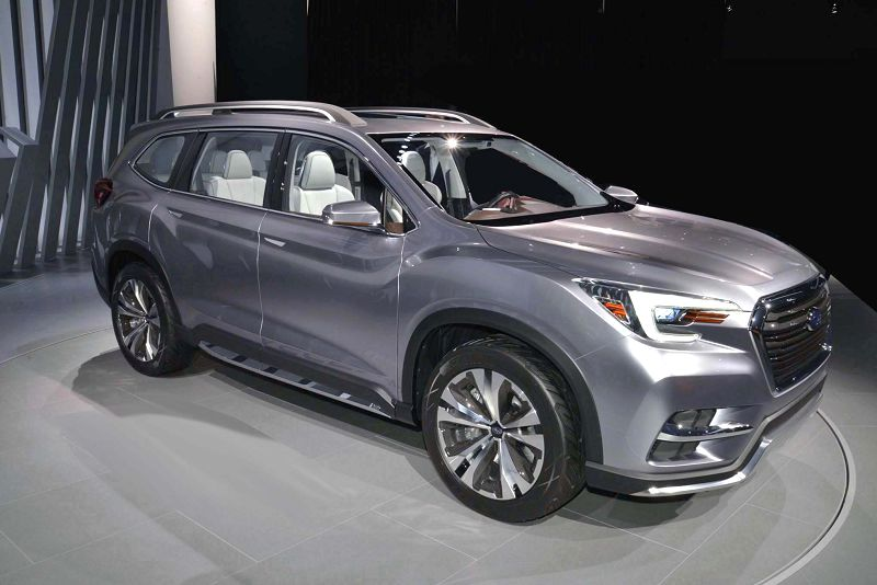 2020 Subaru Outback Hybrid Concept When Will