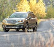 2020 Subaru Outback The Be Available 2019