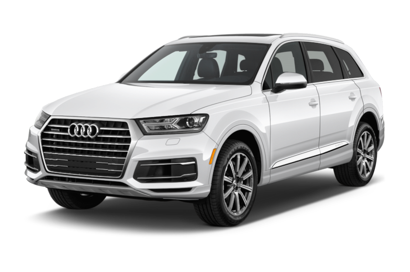 2018 Audi Q7 Base Carrier Bars Curb Cost Cargo Horsepower