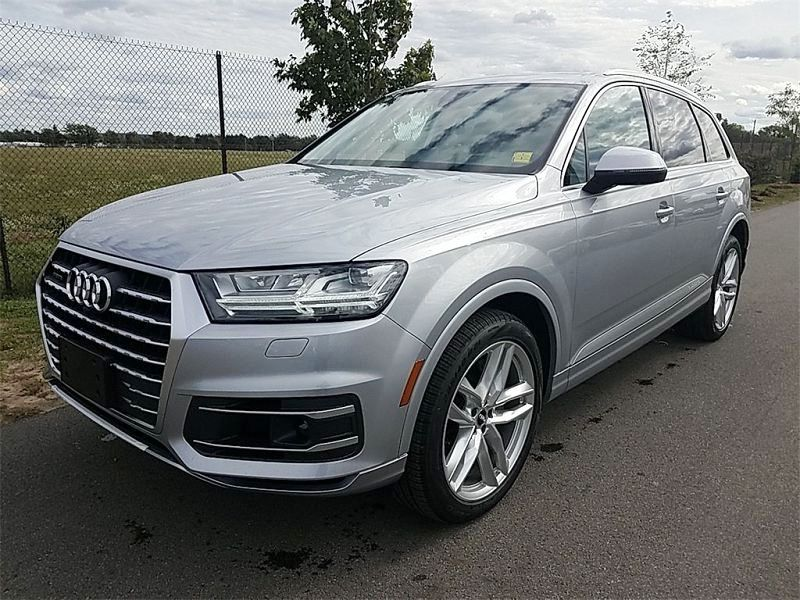 2018 Audi Q7 Price Review Interior For Sale Prestige