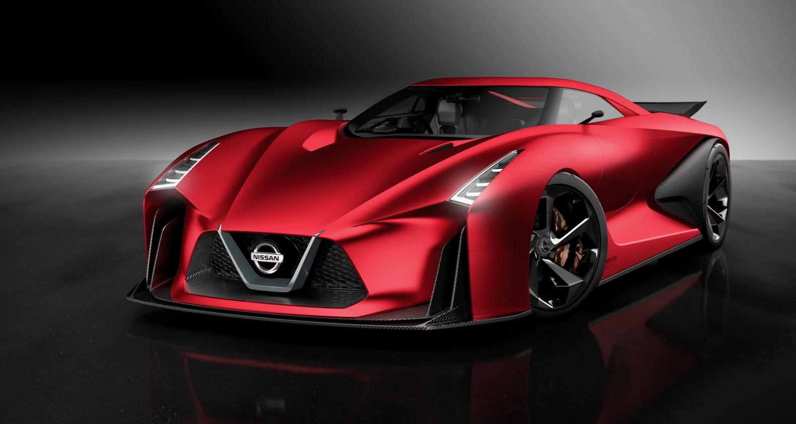 Video: Nissan Concept 2020 Vision Gran Turismo: La EmociÛn De L