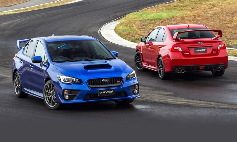 2020 Subaru Wrx Model Next Generation Future Updates