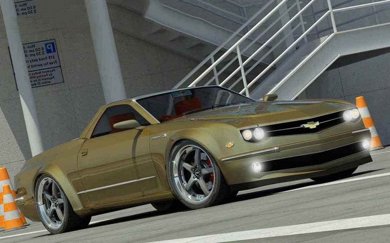2020 El Camino Plans Holden Ute