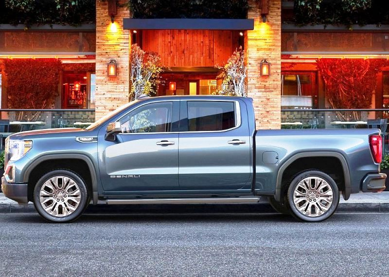 2020 Gmc Sierra Hd 4x4 Heavy Duty Regular