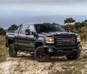 2020 Gmc Sierra Hd All Terrain Truck 2015