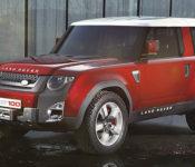 2020 Land Rover Defender Does Still Make Newest Generation Gen