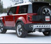 2020 Land Rover Defender Mercedes Model Release Date Kahn Suv