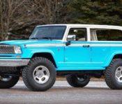 2021 Jeep Grand Wagoneer Altitude Hellcat Horsepower Hybrid Hemi Hp