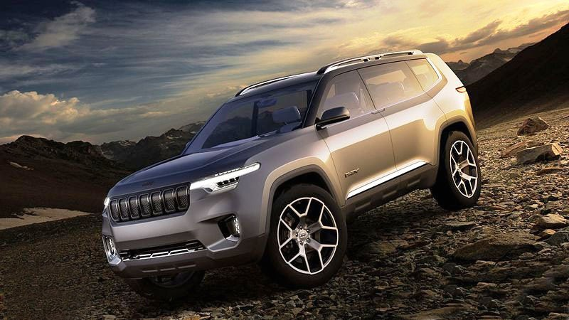 2021 Jeep Grand Wagoneer Trailhawk Elite Forum Features ...