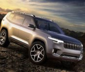 2021 Jeep Grand Wagoneer Review Detroit Auto Show Design Specs