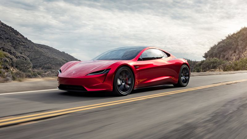 Tesla 2020 Roadster 2.5 Sport Semi Torque Model 3 Convertible