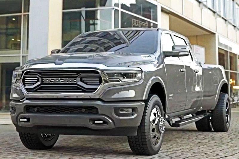 2020 Dodge Ram 3500 Diesel