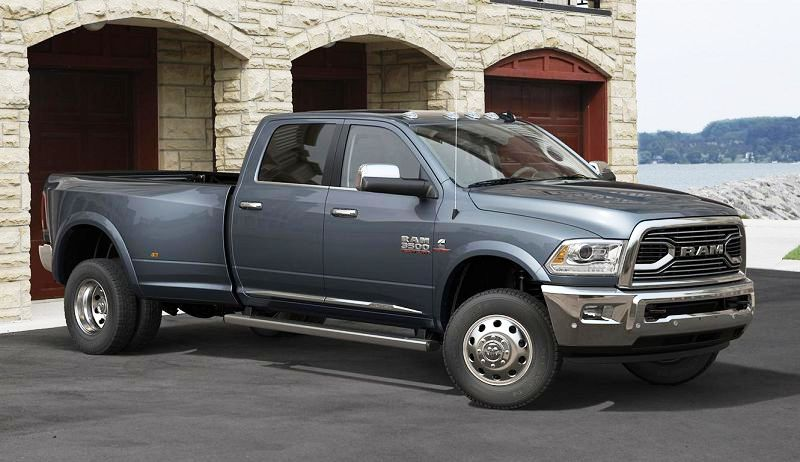 2020 Ram 3500 Manual Transmission