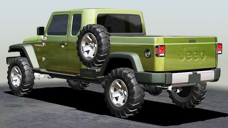 2017 Jeep Gladiator 4 Door