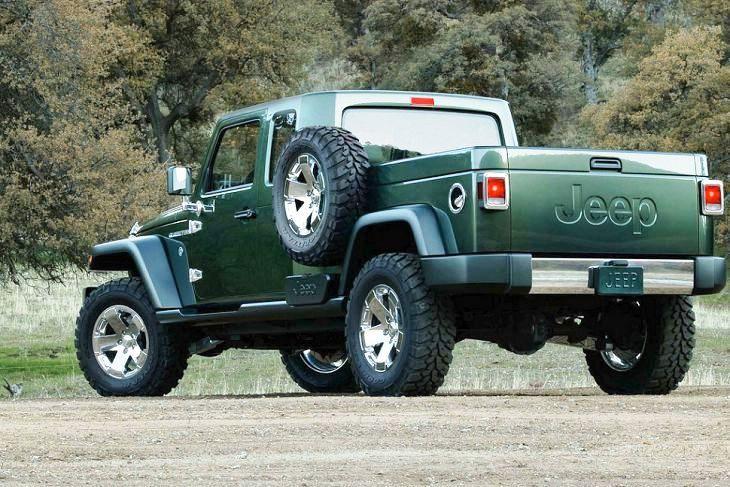 2017 Jeep Gladiator For Sale