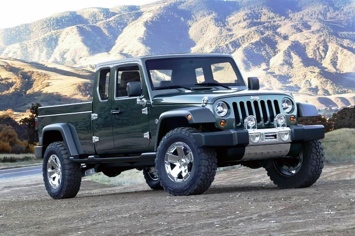 2017 Jeep Gladiator Grill