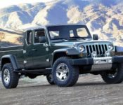 2017 Jeep Gladiator Matchbox
