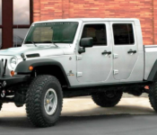 2017 Jeep Gladiator Mpg
