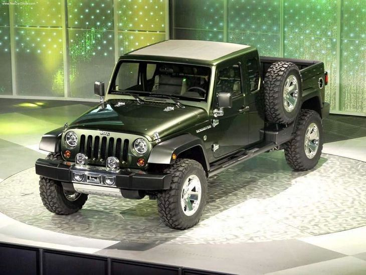 2017 Jeep Gladiator Pickup