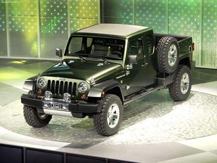 2017 Jeep Gladiator Pickup
