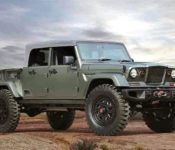 2017 Jeep Gladiator Price