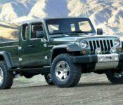 2017 Jeep Gladiator Specs Truck