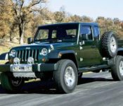 2017 Jeep Gladiator Wrangler