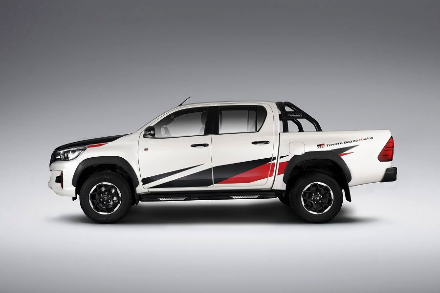 2019 Hilux Toyota Facelift L Edition