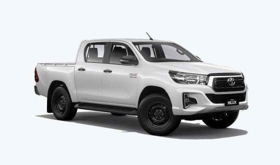 2019 Hilux Toyota Nz