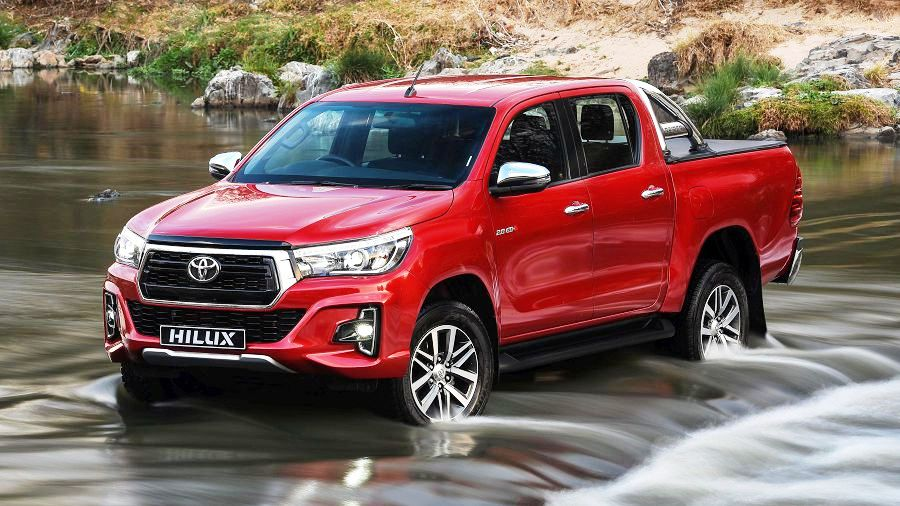 2019 Hilux Toyota Philippines