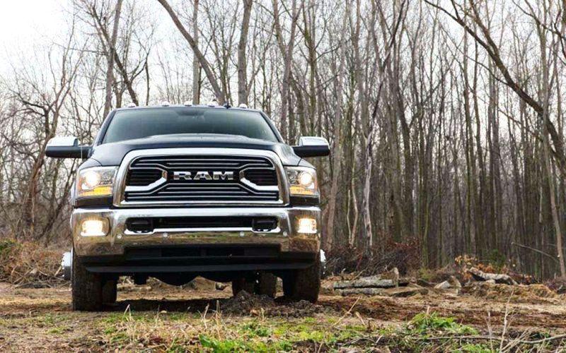 2019 Ram 3500 Diesel