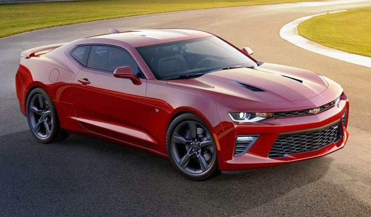 2020 Chevy Camaro Changes Concept