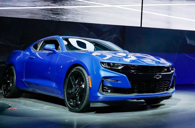 2020 Chevy Camaro Changes New